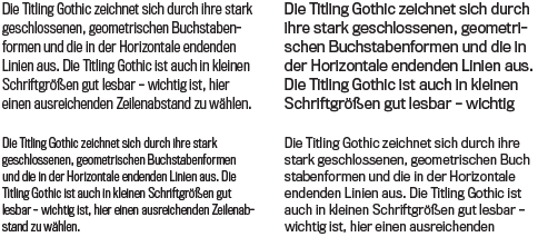 Titling Gothic-Textabschnitte-01