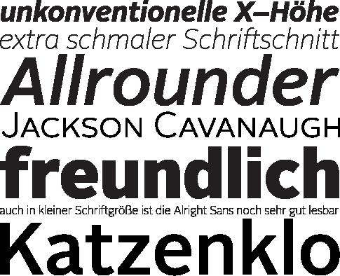 alrightsans_uebersicht