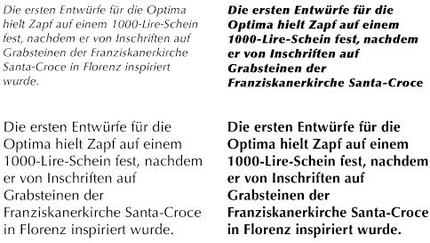 textmuster_optima