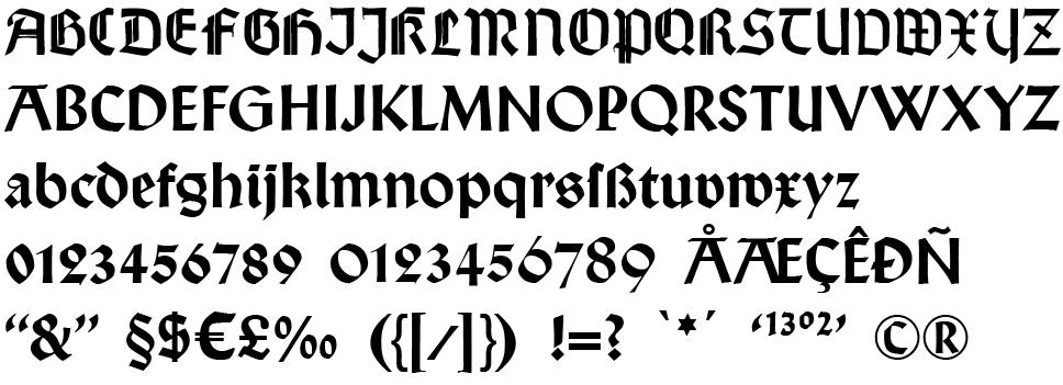 wallau-alphabet